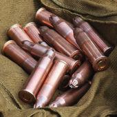 Live ammunition — Stock Photo