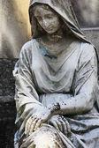 Estatua de la muerte — Foto de Stock