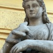 Стоковое фото: Goddess Gig (in ancient Greek mythology she gives to 's he