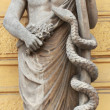 Stock Photo: Greek God Asclepius