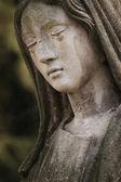 Estátua da virgem maria — Foto Stock