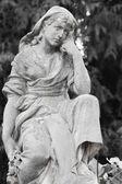 Statua matki boskiej — Zdjęcie stockowe