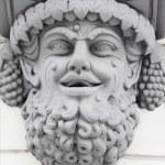 God Dionysus (Greek - Dyonys, Dionysus, Lat. Bacchus) — Stock Photo #24059493