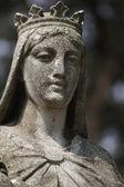 圣母玛利亚 — 图库照片