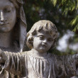 Statue Of Virgin Mary and Jesus Christ — Stock Photo #25415091