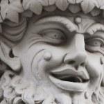 God Dionysus (Greek - Dyonys, Dionysus, Lat. Bacchus) — Stock Photo #26687357