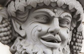 God Dionysus (Greek - Dyonys, Dionysus, Lat. Bacchus) — Stock Photo