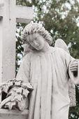 天使の図 — ストック写真