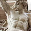 Atlas statue — Stockfoto
