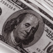 Close up of dollar bill — Stock Photo #31063229