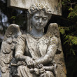 Figure Of Angel on tomb — Stock Photo #31063323