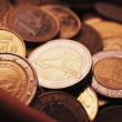 EU (EuropeUnion coins) — Stock Photo #31364581