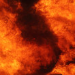 Fire background — Stock Photo #41229581