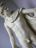 Apollo (statue) — Stock Photo