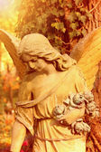 Figure Of  Angel — Stock Photo