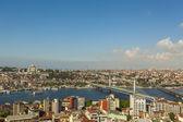 Istanbul Cityscape — Stock Photo