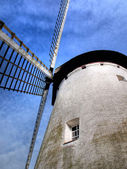 Oude molen — Stockfoto