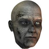 Głowa zombie — Zdjęcie stockowe