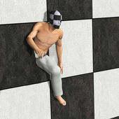 Chess sport — Stock Photo