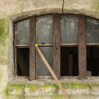 Old dilapidated window — Stok Fotoğraf #20106693