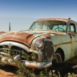 Royalty-Free Stock Photo: Old rusty car
