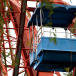 Gondola Ferris Wheel — Stock Photo #6746325