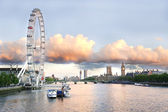 London panorama — Stock Photo