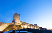 Kalemegdan fortress Belgrade, Serbia — Stock Photo