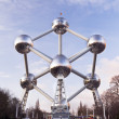 Atomium in Brussels — Stock Photo