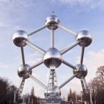 Atomium in Brussels — Stock Photo