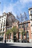 Tapies Stiftung barcelona — Stockfoto
