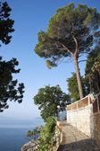 Promenade by the sea — Stock Photo