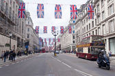 Oxford Street London — Stock Photo
