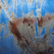 Corroded metal as background, rusty texture. — Stock Photo
