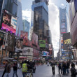 Times Square New York City — Foto Stock