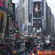 Times Square New York City — Stock fotografie