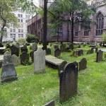 Trinity Church, New York City — Stock Photo #36527925