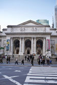 The New York Public Library — Stock Photo