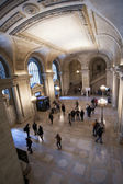 The New York Public Library Interior — Stock Photo