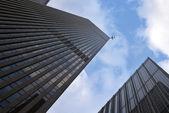 Gratte-ciel de new york city — Photo
