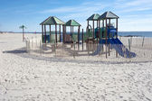 Coney Island Playground — Stockfoto