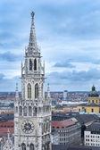 Munich, Germany City Hall — Stockfoto