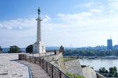 Belgrade Serbia — Stock Photo