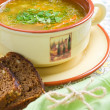 Vegetable soup - Foto Stock