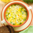 Vegetable soup - Stockfoto