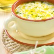 Vegetable soup — Stockfoto