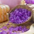 Stock Photo: Aromatic spa set