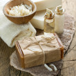 Aromatic spa set — Stock Photo #12705423