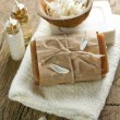 Aromatic spa set — Stock Photo #12705513