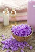 Jeu de spa aromatique — Photo